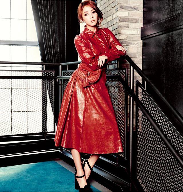 Jung Yu-mi - Sure Korea - August 2013