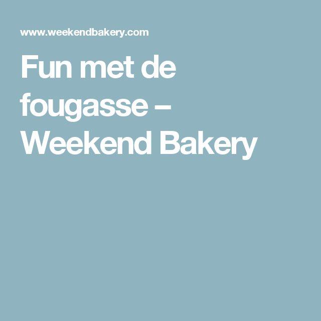 Fun met de fougasse – Weekend Bakery