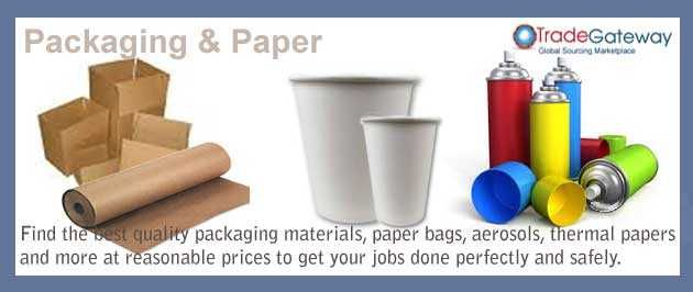 Are you looking for the paper? If yes then visit www.tradegateway.com .