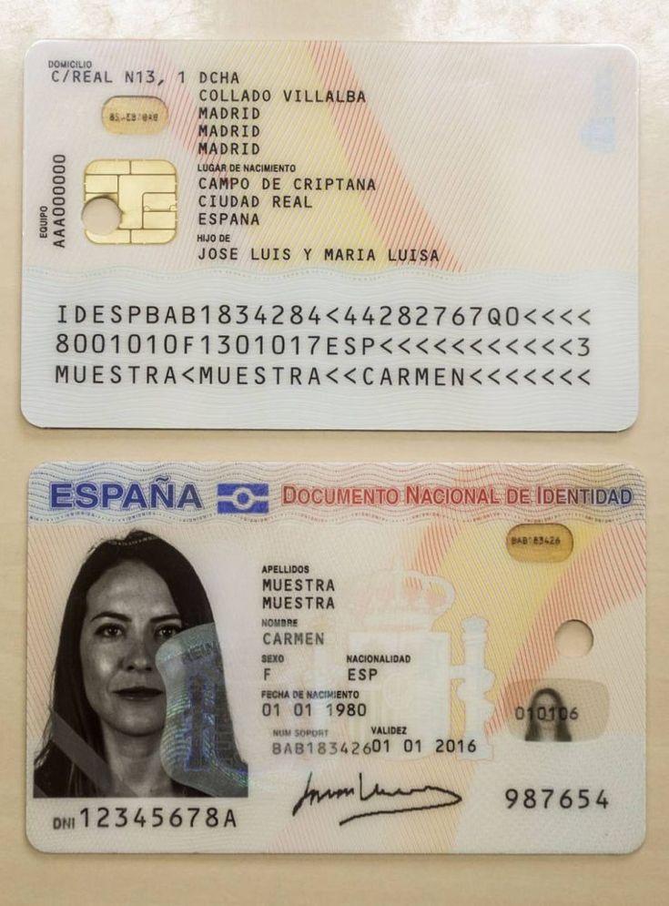 Buy real genuine database registered resident permits