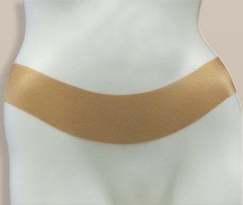 Oleeva Tummy Tuck Scar Reduction Silicone Sheet - (2 x 23 in; 5 x 58 cm)