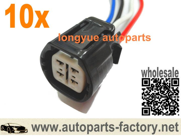 best 25 denso alternator ideas on pinterest rust prevention, 5 2004 Ford F350 Alternator Wiring long yue p22 110 12074 4 wire repair plug fits delco cs130d mits and denso 2004 ford f350 alternator wiring diagram