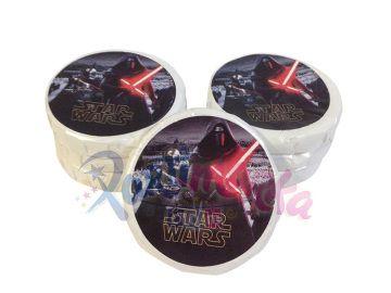 Star Wars Doğum Günü Hediyelik Sabunlar