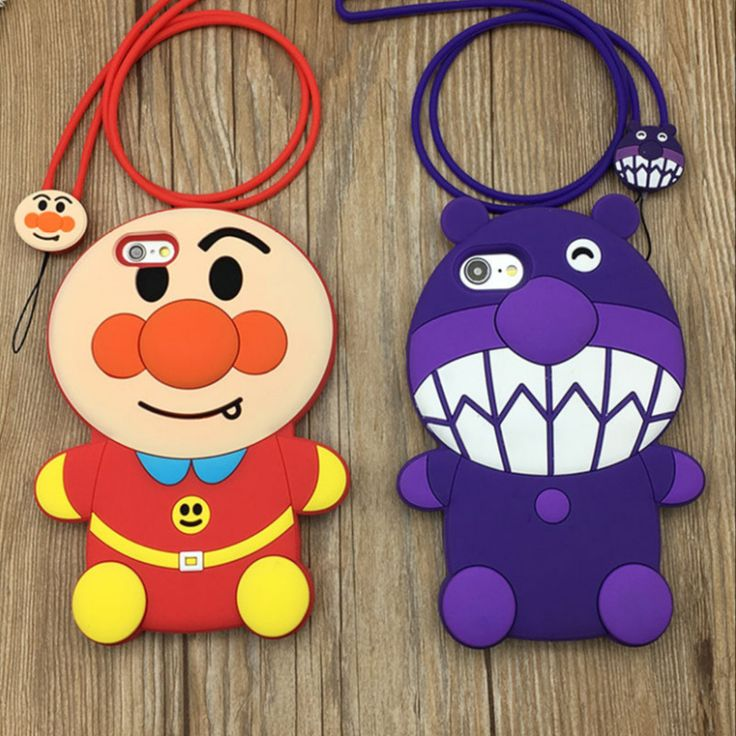 >> Click to Buy << 2017NEW Anime 3D Bacteria Boy Bread Superman Cartoon Lovely silicon cover fundas case for iphone case 5 5s Se iphone 6 6s 7/plus #Affiliate
