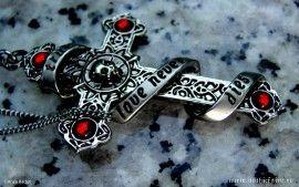 Poze Pandantiv cruce celtică Infinitas