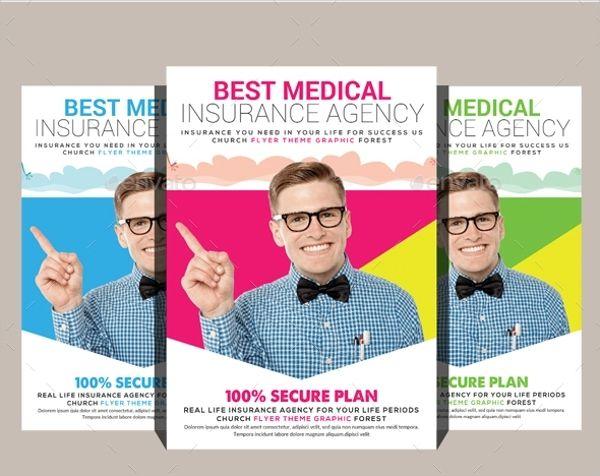 Life Insurance Flyer Templates