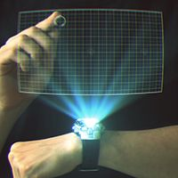 Create a Retro 3D Hologram Watch in After Effects