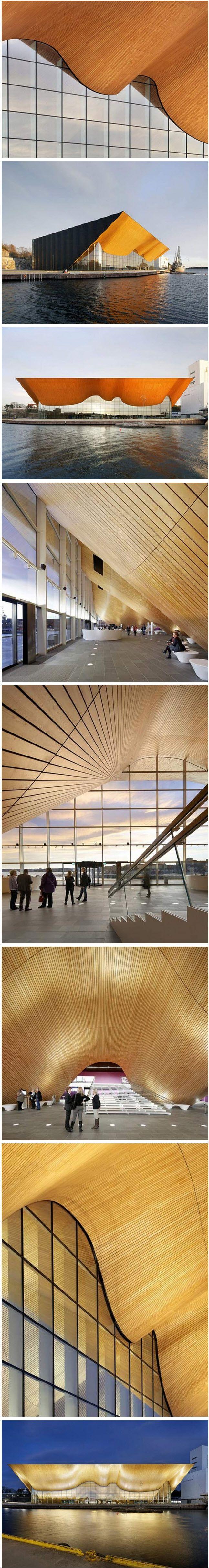 Jansen VISS Ixtra Steel Façade at Kilden PEERFORMING ARTS Centre, Kristiansand…