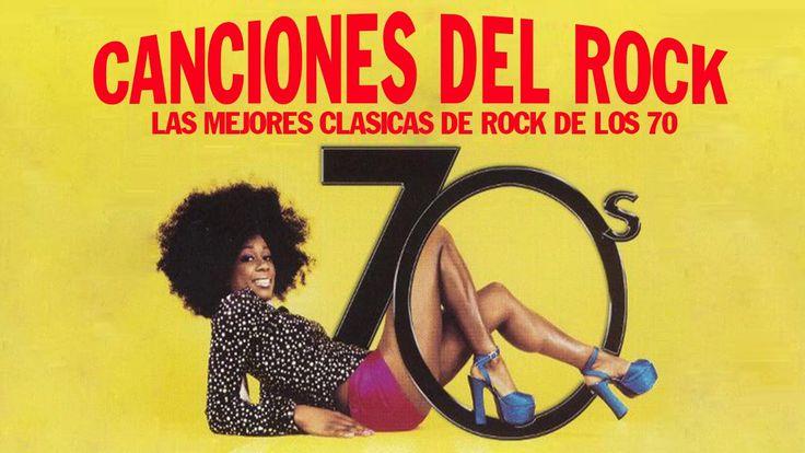 Top 100 Mejores Canciones De Los 70 Rock - Rock Clasicos En Ingles De Lo...
