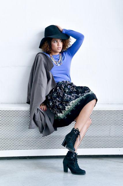 Spódnica Bombka Sumba | www.kokoworld.pl #kokoworld #handmade #skirt #fairtrade