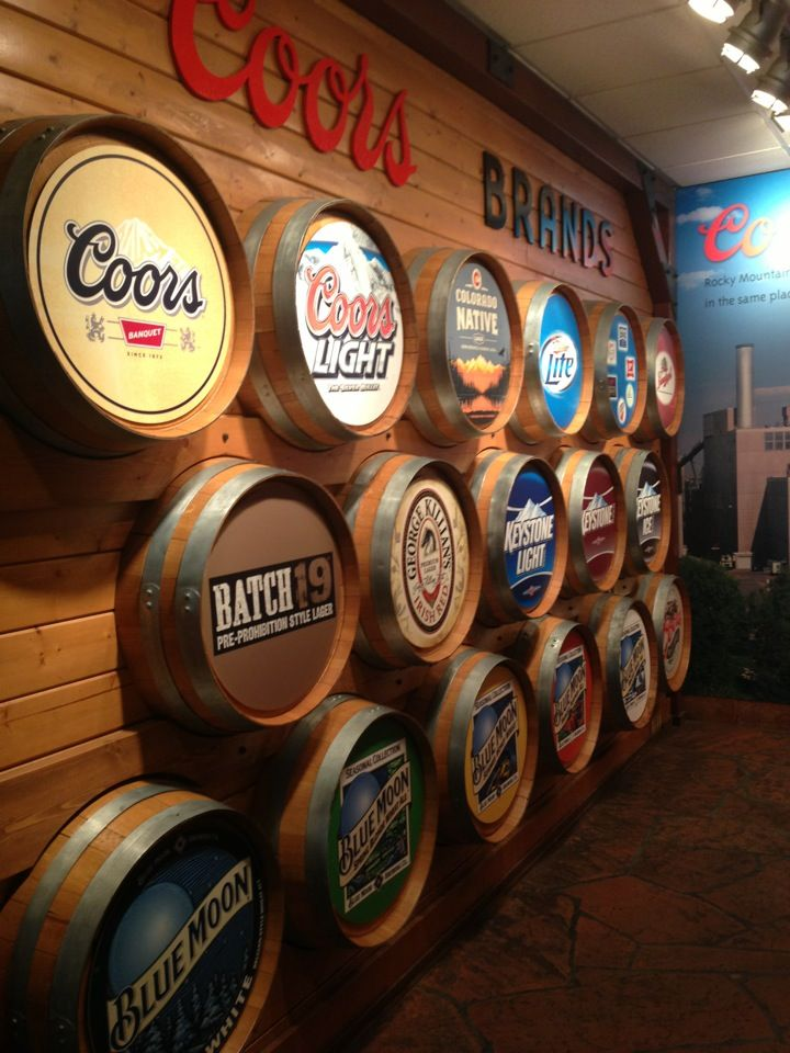 Coors Brewing Company in Golden, CO _ Great Trip with Kramers!!