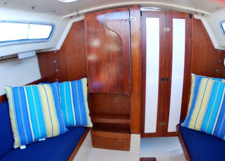 1985 Catalina 25 Sail Boat For Sale Wwwyachtworldcom