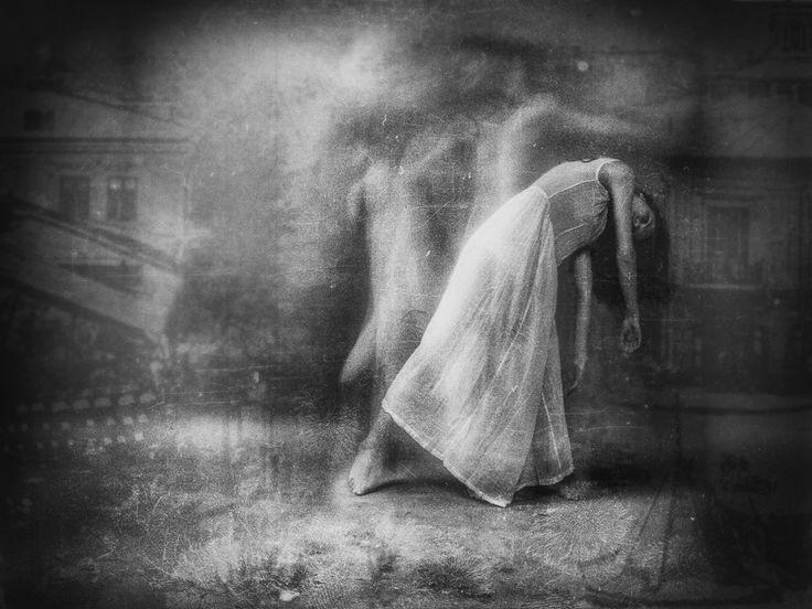 Forgotten Ballerina by Mihai Ilie on Art Limited