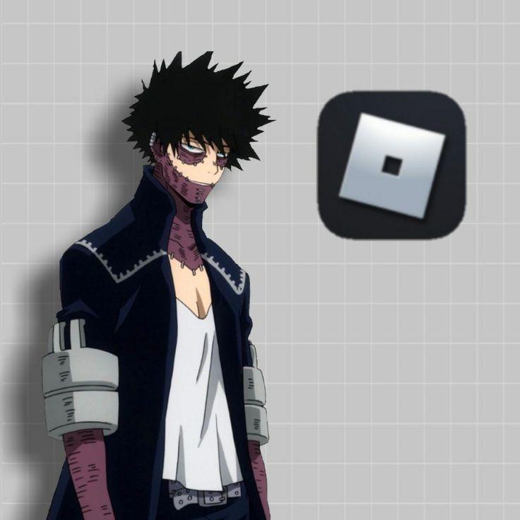 Dabi roblox anime app icon in 2020 kawaii app ios app