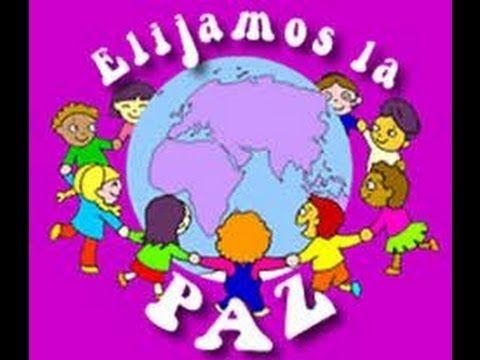 Dia de la Paz 2012: Mensaje de paz de los niños del mundo. Feliz día de la paz!!