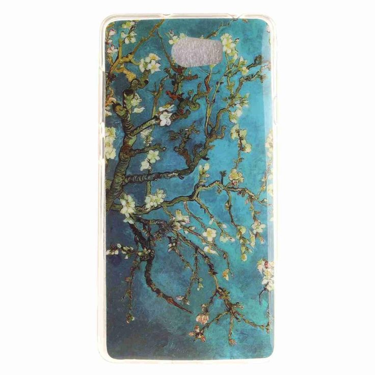 """Case For Huawei Y5 II Cover Luxury Printing Soft TPU Phone Bags Case For huawei Y5II 5.0"""" Phone Funda Shell Coque Gel covers"""