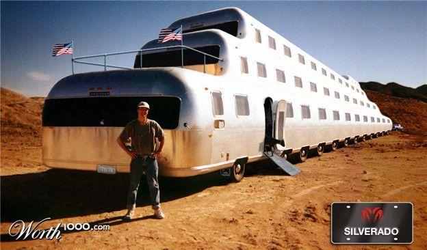 Airstream Architexture