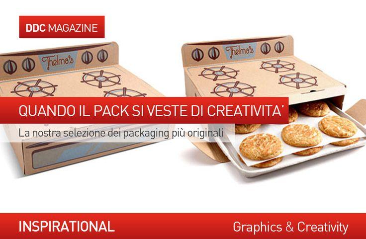 QUANDO IL PACK SI VESTE DI #CREATIVITA'.  Oggi vi proponiamo una selezione dei #packaging più creativi e originali che abbiamo scovato per voi sul web.  Colorati, provocanti e divertenti: è impossibile non notarli! La loro forza è tutta nella #creatività con cui sono stati realizzati: non solo belli da vedere, ma diventano anche dei veri e propri oggetti da collezione!  Scoprili sul nostro blog... http://www.danieladicosmoadv.it/blog/?p=5028