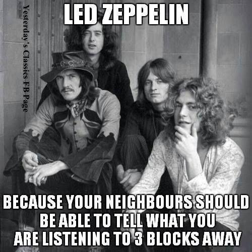 ♥ Led Zeppelin ♥