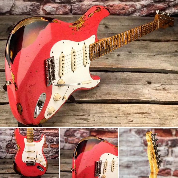 Fender Custom Shop Stratocaster Ltd Edition Heavy Relic Mischief Maker #CZ528802 - World Guitars – UK Guitar Store with Worldwide Delivery