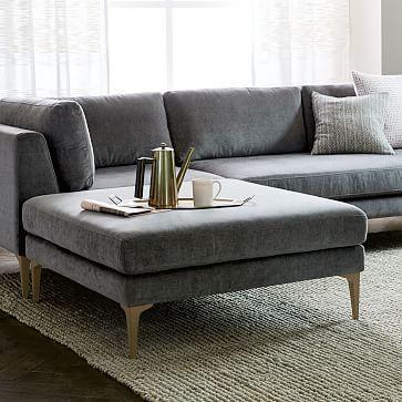 Andes Ottoman House Stuff Living Room Sectional Sofa