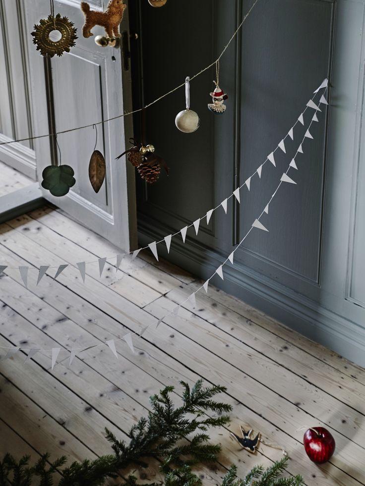 Med våra noga utvalda juldekorationer skapar du en magisk jul!
