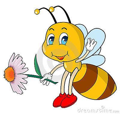 cartoon bee pictures | Cartoon Bee Royalty Free Stock Photos - Image: 14007418