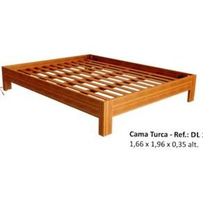 Cama Turca Casal Flavio Moveis Gramado 1,60 x 2,00
