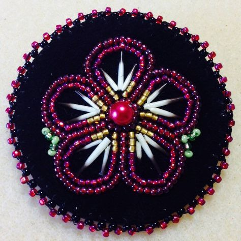 A personal favorite from my Etsy shop https://www.etsy.com/listing/273010302/beaded-lapel-pin