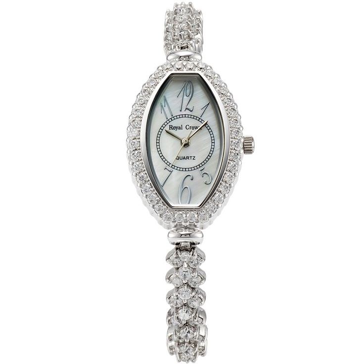 Luxury Rhinestone Watch Collection 016