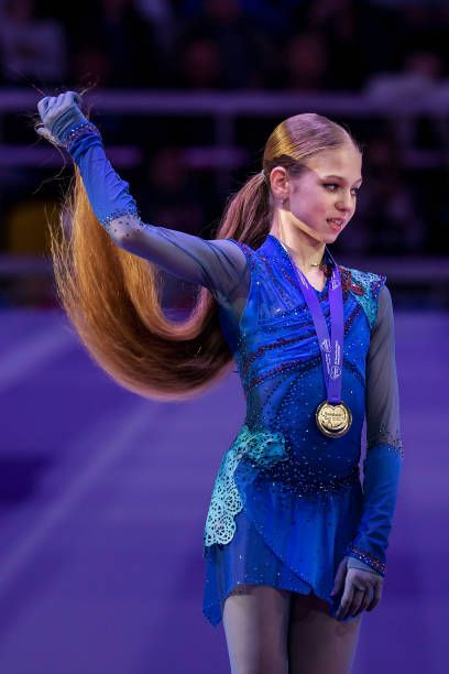 Alexandra Trusova Pictures and Photos