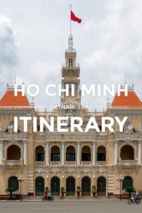 Ho Chi Minh (Saigon) Itinerary Guide https://www.detourista.com/guide/ho-chi-minh-1-day-itinerary/ ✈ Plan a budget trip & itinerary in Ho Chi Minh, Vietnam. This 1-day DIY guide takes you on a walk around Saigon's best historical sites and tourist spots.  Feel free to re-pin if you like the tips posted. Thanks for sharing ❤️ #detourista
