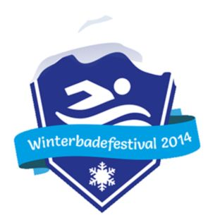 Winterbadefest in Søndervig an Silvester 2014: http://vinterbadefestival.dk/de/ #winterbadefest #sondervig #nordsee #dänemark
