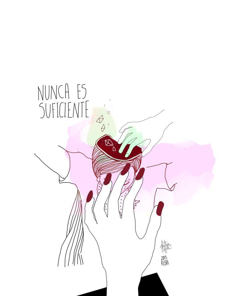 """Capítulo Especial: """"Disco Ilustrado: Hasta la Raíz - Natalia Lafourcade""""3.Nunca Es Suficiente"""