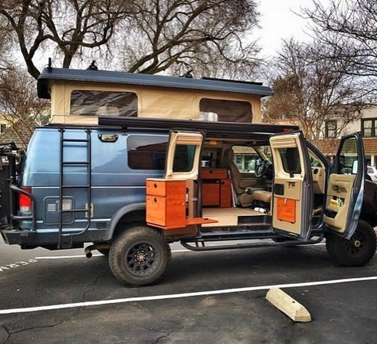1507 Best Adventure Trailers/ Overland/Camping Conversions