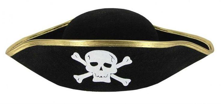Шляпа «пиратская»