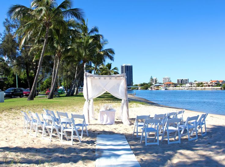 Gold Coast Beach Wedding Locations