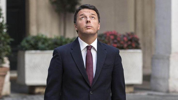 """Renzi: """"Non è un referendum su di me, all'inizio ho sbagliato"""". E il Financial Times lo attacca - La Stampa"""