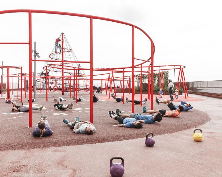 Galería de Park 'n' Play / JAJA Architects - 7