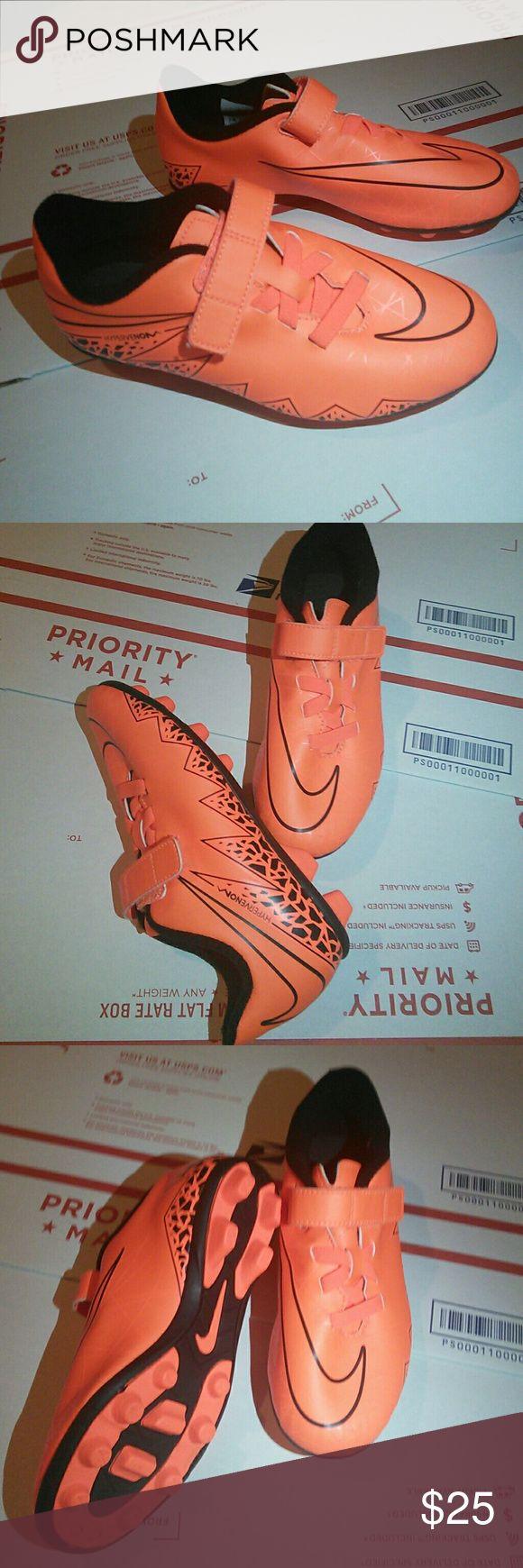 Nike Jr. Hypervenom Phade V Ll Toddler Cleat 13C New Without Box Nike  Hypervenom Toddler