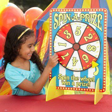 fun spin game