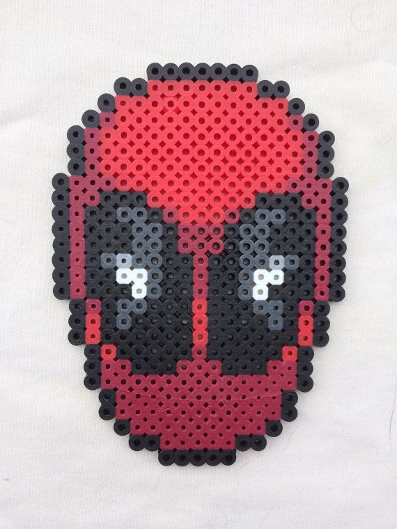 Deadpool Bead Sprite