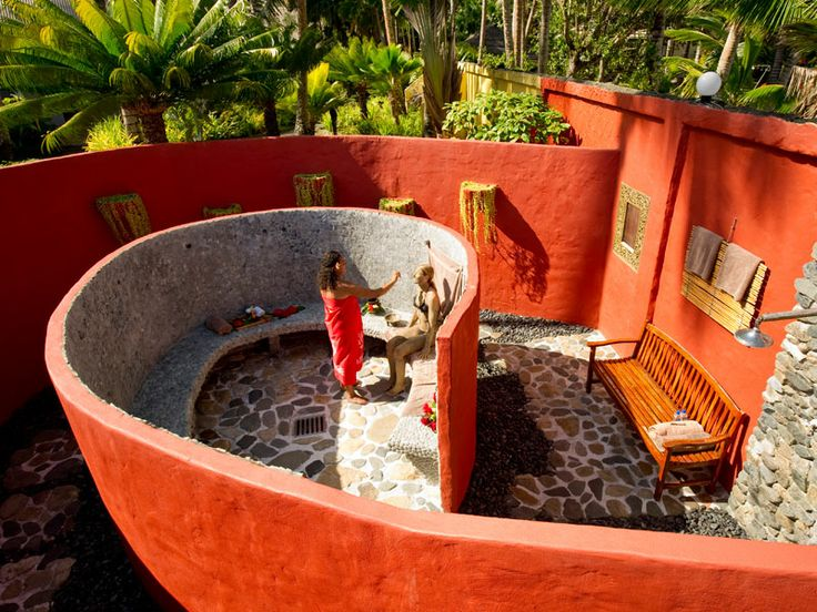 Treat yourself to a relaxing spa treatment at Fiji Hideaway Resort & Spa  www.islandescapes.com.au