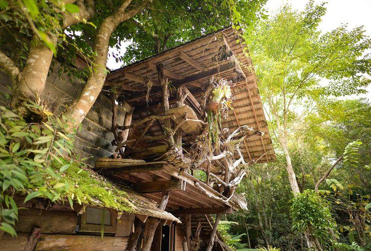 """""""สำราญชน โฮมสเตย์""""ที่พักหลักร้อยสไตล์บ้านและสวน ณ แม่กำปอง บอกเลยว่าสวยแบบไม่ธรรมดา !!!"""
