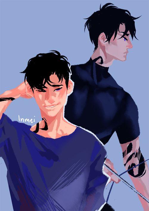 "lnmei: ""Have you met my beautiful son Alec Lightwood """