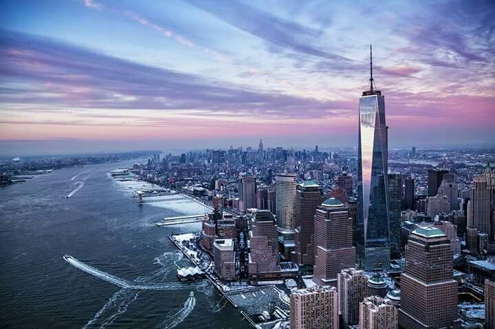 Daniel Libeskind ❤ One World Trade Center