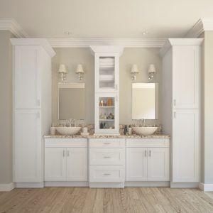 Best 25 Tall Bathroom Cabinets Ideas On Pinterest Bathroom Closet Guest Bath And Asian Hampers