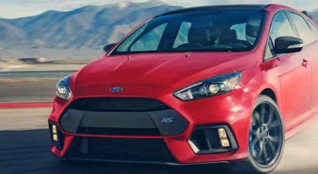 A 400 Hp 2020 Ford Focus Rs Is About To Arrive Ford Focus Rs Ford Focus Focus Rs