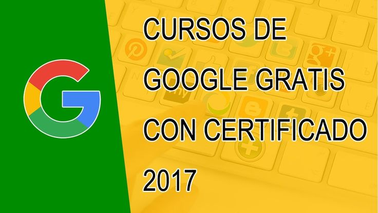 News Videos & more -  Cursos de Google Gratis con Certificado 2017 Online Marketing and web design  Videos #Music #Videos #News Check more at http://rockstarseo.ca/cursos-de-google-gratis-con-certificado-2017-online-marketing-and-web-design-videos/