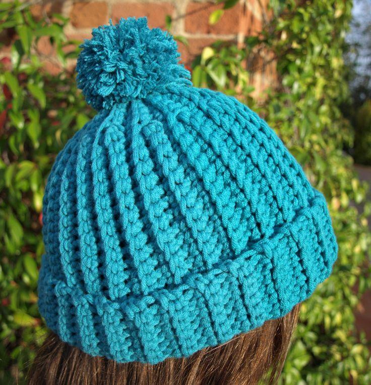 Crochet beanie pattern crochet hat pattern easy crochet